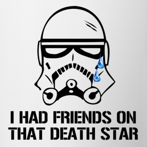 Death Star Friends