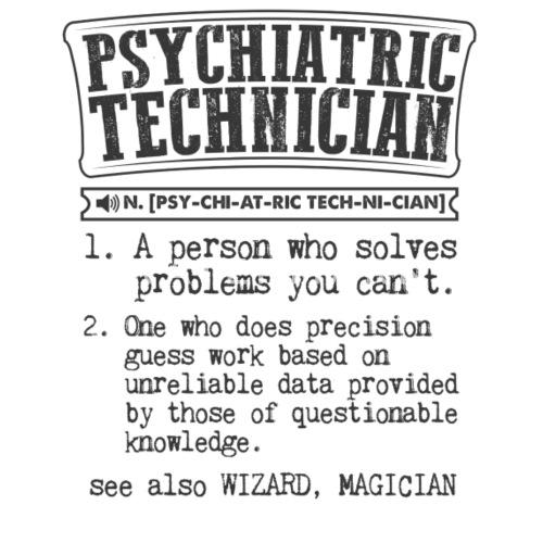 Psychiatric Technician Definition Gift Mug Mug Spreadshirt