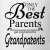 The Best Parents Get Promoted to Grandparents - Coffee/Tea Mug