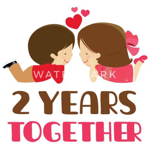 2nd Anniversary 2 Years Mug Spreadshirt