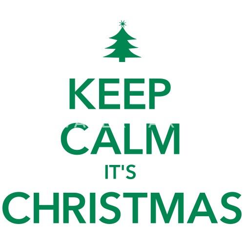 Keep Calm Christmas.Keep Calm It S Christmas Coffee Tea Mug White