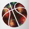 basketball galaxy - Coffee/Tea Mug