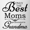 The Best Moms Get Promoted to Grandma - Coffee/Tea Mug