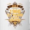 July 1960 57 Years of Being Awesome - Coffee/Tea Mug