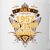 July 1957 60 Years of Being Awesome - Coffee/Tea Mug