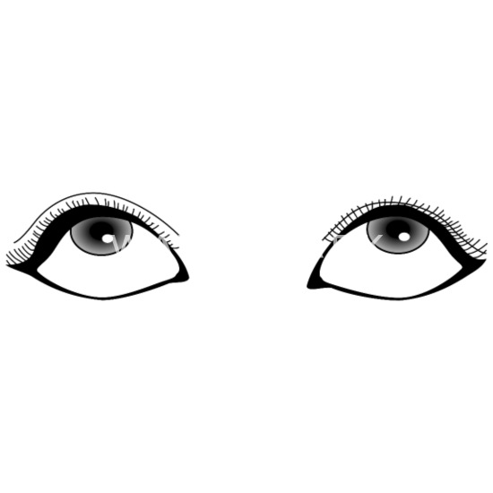 Women S Eyes Look Up Look At That Mug Spreadshirt