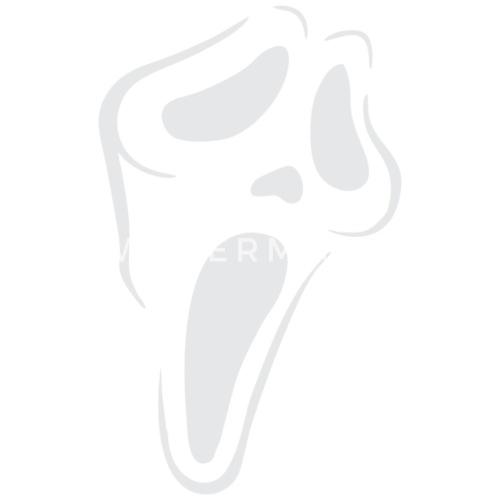 Scream Ghostface Pumpkin Stencil By Saayana Spreadshirt