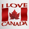 I Love Canada Shirts & Canada Souvenir Gifts - Coffee/Tea Mug