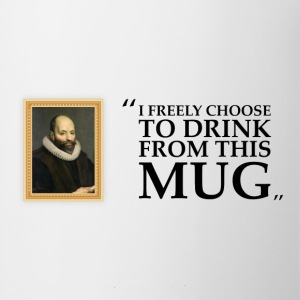Jacob Arminius Mug