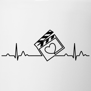 Video Editor's Heartbeat - Coffee/Tea Mug
