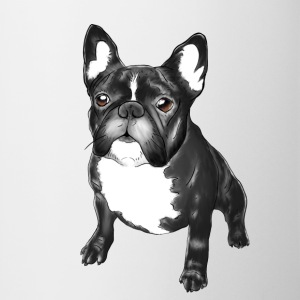 french bulldog - Coffee/Tea Mug