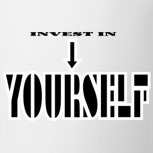 Invest In Self! - Coffee/Tea Mug