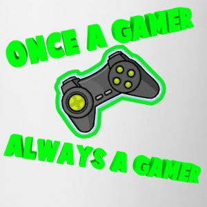 Once A Gamer Always A Gamer - Coffee/Tea Mug