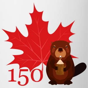 Canada 150 - Beaver - Coffee/Tea Mug