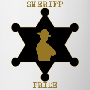 SheriffPride - Coffee/Tea Mug
