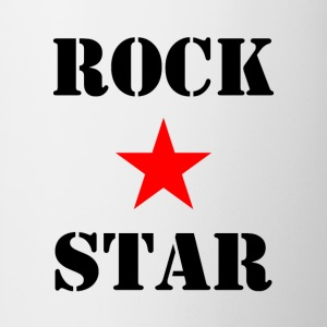 ROCK ★ STAR - Coffee/Tea Mug