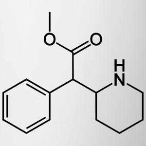 methylphenidate chemical formula