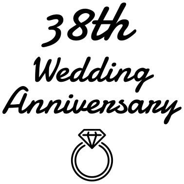 38th Anniversary Honeybee Couple By Homewiseshopper Spreadshirt