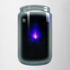 Blue Light - Coffee/Tea Mug