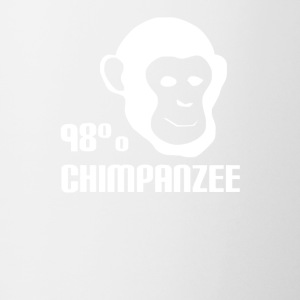 98 Chimpanzee - Coffee/Tea Mug