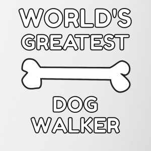 worlds greatest dog walker - Coffee/Tea Mug