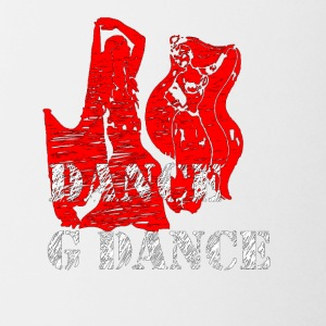 dance g dance - Coffee/Tea Mug