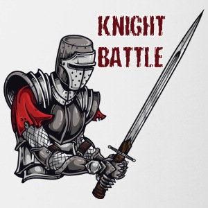 KNIGHT BATTLE - Coffee/Tea Mug