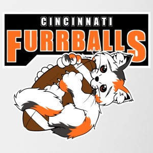 Cincinnati Furrballs - Coffee/Tea Mug
