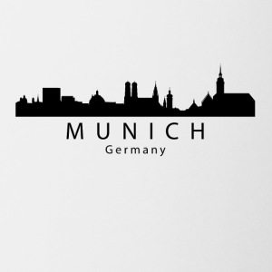 Munich Germany Skyline - Coffee/Tea Mug