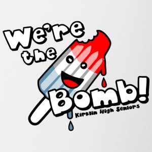 We re the Bomb Kirklin High Seniors - Coffee/Tea Mug