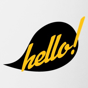 Hello - Coffee/Tea Mug