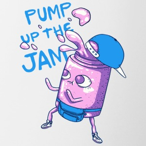 Pump the Jam - Coffee/Tea Mug