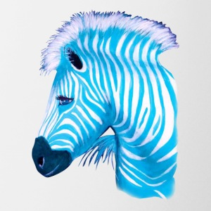 Tshirt Zebra - Coffee/Tea Mug
