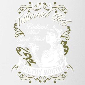 I'm a Tattoo girl brilliant Mind Sweet Heart - Coffee/Tea Mug