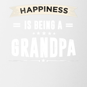 Happiness Is Being a GRANDPA - Coffee/Tea Mug