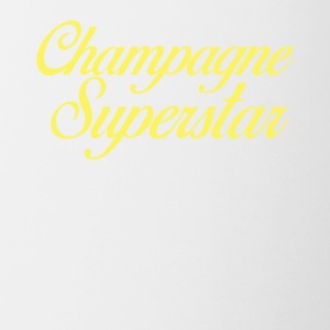 Champagne Superstar - Coffee/Tea Mug