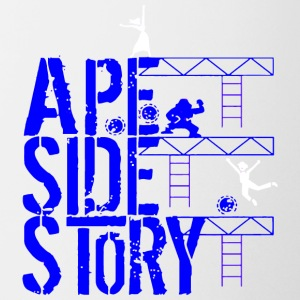 Ape Side Story - Coffee/Tea Mug