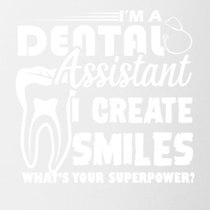 Dental Assistant Shirt - Coffee/Tea Mug