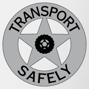 Transport Safely Logo - Coffee/Tea Mug