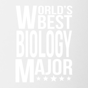 World's Best Biology Major - Coffee/Tea Mug