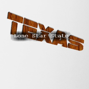 Texas Shirt 'Lone Star State' Overlay Exclusive - Coffee/Tea Mug