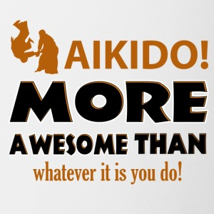 AIKIDO DESIGNs - Coffee/Tea Mug