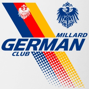 Millard German Club - Coffee/Tea Mug
