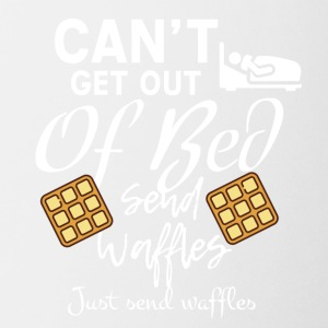 Send waffles, please. - Coffee/Tea Mug