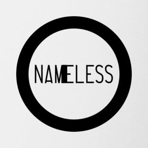 Plain Nameless Logo - Coffee/Tea Mug