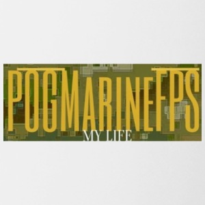 POGMarineFPS Logo Youtuber - Coffee/Tea Mug