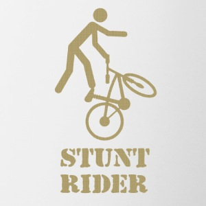 Stunt rider - Coffee/Tea Mug