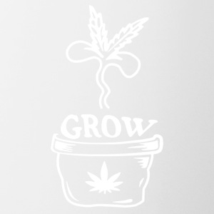 Grow Marijuana - Coffee/Tea Mug