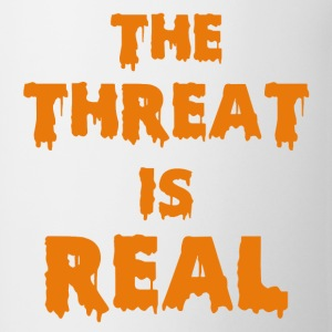 Halloween - The threat is real - Coffee/Tea Mug
