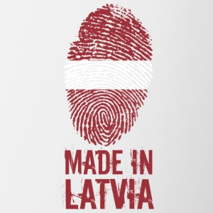 Made In Latvia - Coffee/Tea Mug
